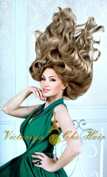 Ленточное наращивание волос со скидкой 70%!