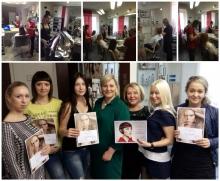 В Центре здоровья и красоты ADORA прошел семинар по новым сервисам окрашивания Goldwell