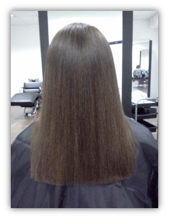 молекулярное выпрямление волос отзывы