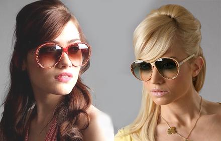 солнечные  очки модные
