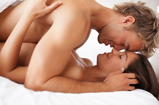 во время секса