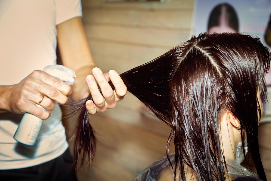 Вы просматриваете изображения у материала: Проверено на себе: SPA-уход  «Счастье для волос» в Vetrov Studio