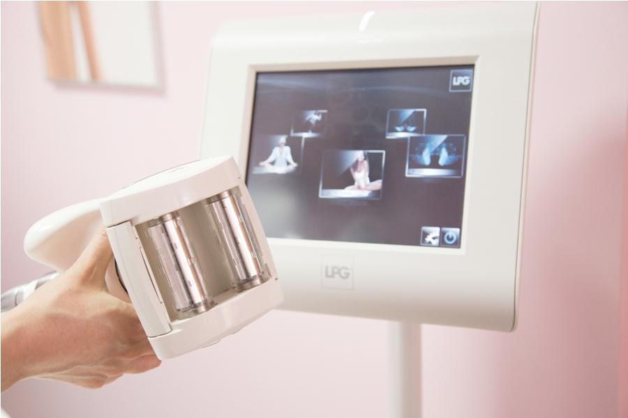 Вы просматриваете изображения у материала: Проверено на себе: LPG «Endermolab» в салоне ЭКСКЛЮЗИВ