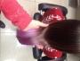 Звездный десант-5: Ксения Бурковская завершила сезон ламинированием волос