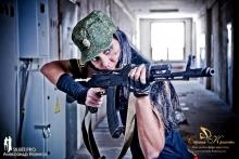 Фотосет: Military Woman, фотограф Александр Новиков - часть2