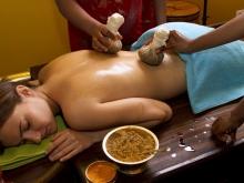 Новинка в салоне красоты Океания! Массаж Подикири от мастера массажа из Индии!