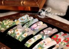 Расписание курсов в студии ногтевого дизайна Эстетика - ЯНВАРЬ