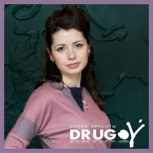 Нейл-мастер салона красоты DrugoY - победитель Чемпионата по моделированию и дизайну ногтей!