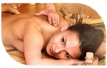 Подарочный сертификат на индийский массаж Абьянга в центре косметологии Океания