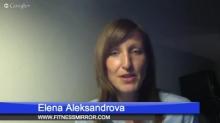 Елена Александрова, автор программы Турботон