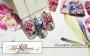 16 и 17 ноября для nail-мастеров пройдет курс Гелевая флористика + гелевая акварель