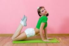 Фотосет: Lady Fitness, фотограф Александр Новиков