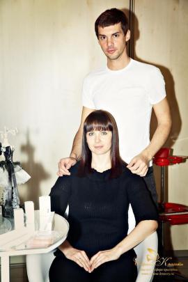 счастье для волос уход
